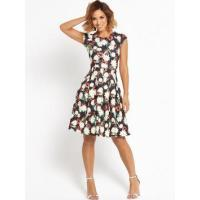 Myleene Klass Daisy Floral Prom Dress