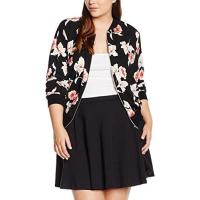 New Look Damen Jacke Tiana Floral Bomber