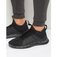 Nike Air Force 1 07 Lv8 Baskets Noir 718152-012 Noir