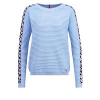 Nümph NEW ISAKO Strickpullover powder blue