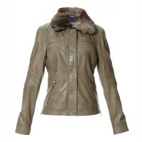 Oakwood Lederjacke Mediatic Oakwood