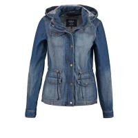 Only ONLERIN Jeansjacke medium blue denim