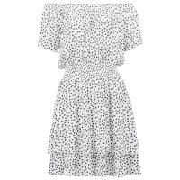 Pepe Jeans London ANIE Freizeitkleid white