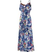 Roxy Easy Tropical Maxikleid Damen mischfarben