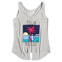 Roxy Paradise Palm Beach - Top für Damen - Grau