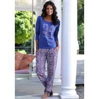s.Oliver Traumhafter Pyjama s.Oliver in modischem Paisley-Look