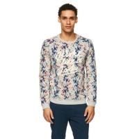 Scotch & Soda Sweatshirt im Allover-Design Nomad mischfarben