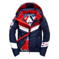 Superdry Scuba Carve Hooded Jacke