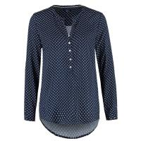 Tom Tailor Bluse real navy blue