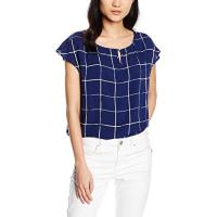 Tom Tailor Damen Bluse Printed Sleeveless Blouse/603