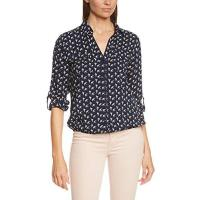 Tom Tailor Damen Regular Fit Bluse modern blouse tunic/501