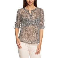 Tom Tailor Damen Slim Fit Bluse lucy leo blouse/408