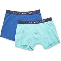 Tommy Hilfiger Herren Boxershorts Icon Boxer Brief 2 Pack, 2er