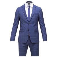 Tommy Hilfiger Tailored Anzug blue