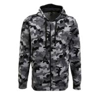 Under Armour STORM RIVAL Sweatjacke grey