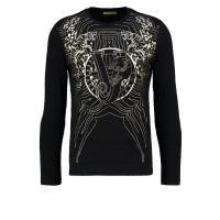 Versace Jeans Couture Langarmshirt nero