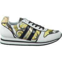 Versace Jeans Couture Weiße Versace Jeans Sneaker 75563
