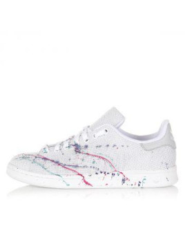 adidas STAN SMITH Sneakers aus Stoff Frühling/Sommer