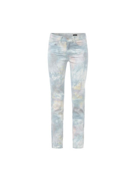 Angels Skinny Jeans mit Allover-Muster
