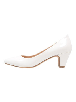 Anna Field Pumps white