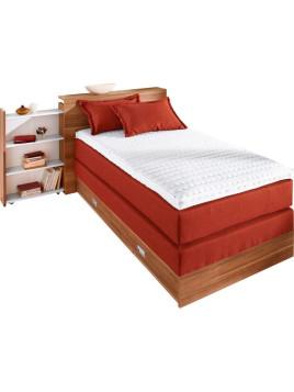 boxspringbetten von 12 marken ab 349 99 stylight. Black Bedroom Furniture Sets. Home Design Ideas