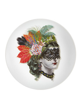 Christian Lacroix Love Who You Want - Woman Plate