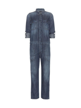 Citizens Of Humanity Jumpsuit Tallulah aus Baumwolldenim