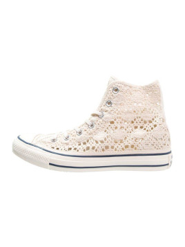 CHUCK TAYLOR ALL STAR Sneaker high parchment/navy/egret