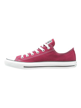 CHUCK TAYLOR ALL STAR OX CORE CANVAS Sneaker maroon