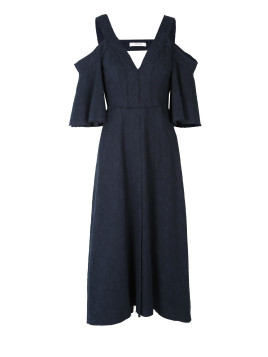 Dorothee Schumacher CLOSE TO NATURE long dress