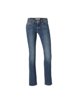 Levi's 714 straight jeans