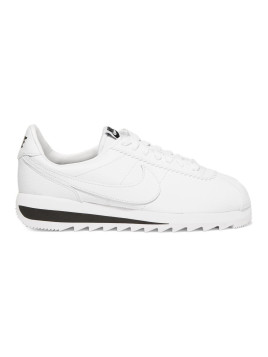 Nike Cortez Schwarz Leder