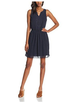 Only Damen Kleid Onlcarol S/L Short Dress