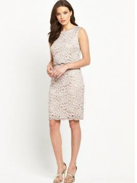 Phase Eight Julie Double Layer Lace Dress