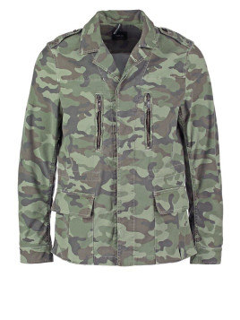 Replay Leichte Jacke olive