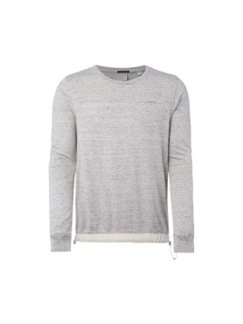 Scotch & Soda Sweatshirt in Melangeoptik
