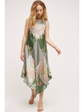 Tiny Trouvaille Maxi Dress, Green