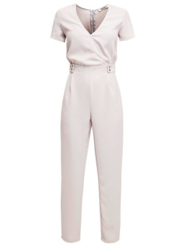 Twin Sister Jumpsuit light grey