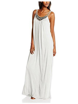 Vero Moda Damen Kleid Vmjannet Singlet Maxi Dress