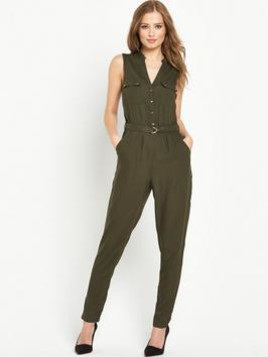 Very V By Very Utility Jumpsuit