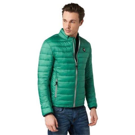 product tom tailor herren tom tailor jacke fake lightweight jacket. Black Bedroom Furniture Sets. Home Design Ideas