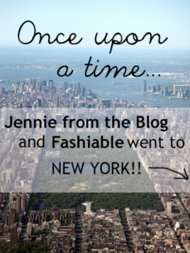 New York Fairytale by jenniefromtheblog