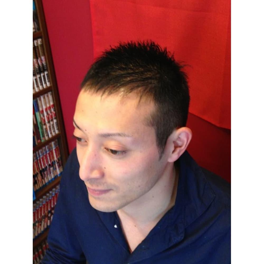 髪型 ショート メンズ 外国人