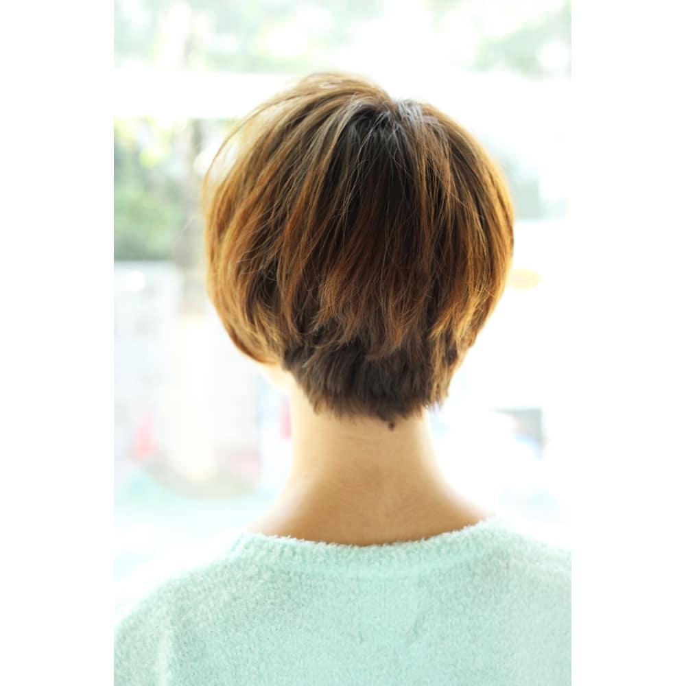 髪型 ボブ ショート ボブ 10 代