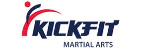 KickFit Martial Arts Slough Logo