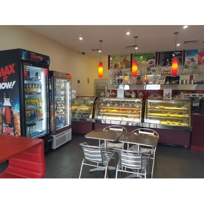 Bakery Cafe Wetherill Park For Sale (AM)