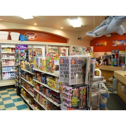 CONVENIENCE STORE/PIZZA TAKE AWAY $495,000 (12943)