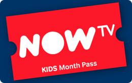 NOW TV Kids Month Pass