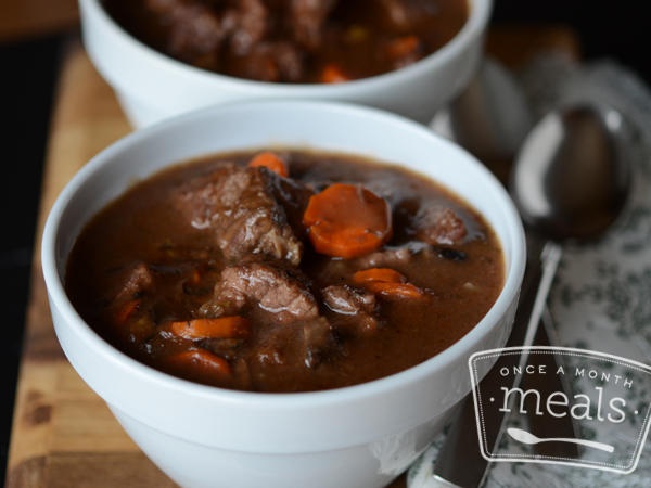 Low FODMAP Slow Cooker Beef Bourguignon
