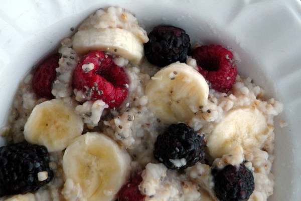 Slow Cooker Steel Cut Oats | Once A Month Meals